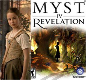 Yeesha, from Myst IV: Revelation